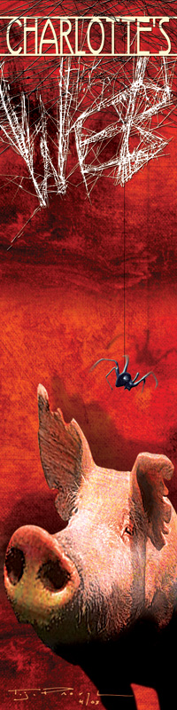 """Charlotte's Web"" by Timothy J. Prough"