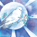 """""""Peace"""" by Marie Gilligan"""