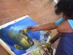 Lugo painting